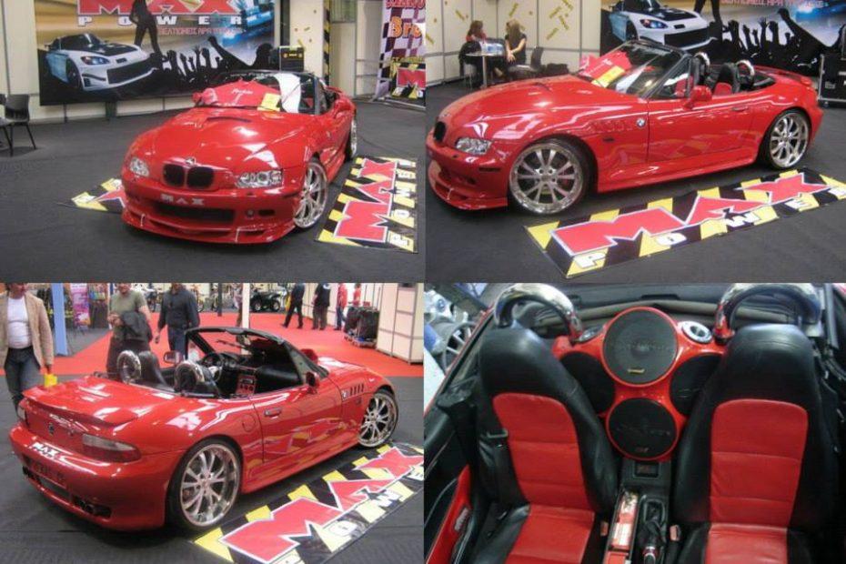 Body kit BMW Z3